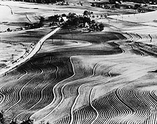 Farm Security Administration Landscape 1940 Photo Print for Sale