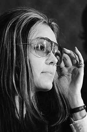 Feminist Activist Gloria Steinem Photo Print