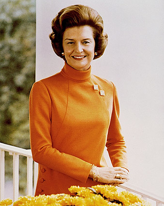 First Lady Betty Ford Portrait  Photo Print