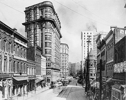 Flatiron Building Atlanta Georgia 1900s Photo Print