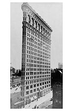 Flatiron Building, New York City 1903 Photo Print for Sale