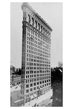 Flatiron Building, New York City 1903 Photo Print