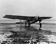 Ford Trimotor Passenger Aircraft 1930 Photo Print for Sale