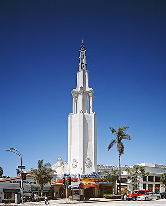 Fox Westwood Village Theater, Los Angeles Photo Print