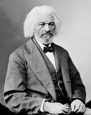 Frederick Douglass Portrait Photo Print