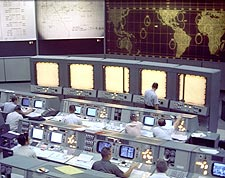 Gemini 5 Mission Control Center NASA Photo Print for Sale