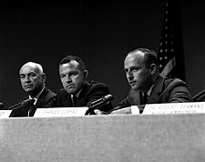Gemini 5 Press Conference Photo Print for Sale