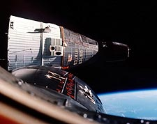 Gemini 6 and Gemini 7 Rendezvous NASA Photo Print for Sale