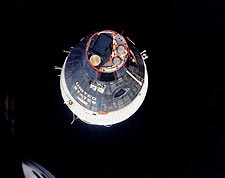 Gemini 7 in Orbit NASA Photo Print for Sale