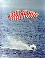 Gemini 9A Splashdown  Photo Print for Sale