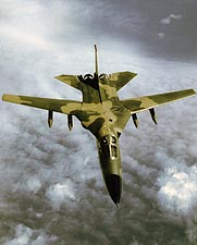 General Dynamics F-111 Aardvark Fighter Jet Photo Print for Sale