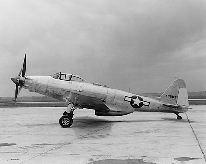 General Motors P-75 / P-75A Eagle  Photo Print