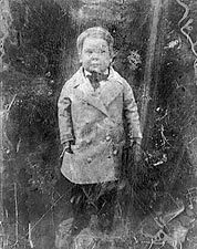 General Tom Thumb Daguerreotype Portrait Photo Print for Sale