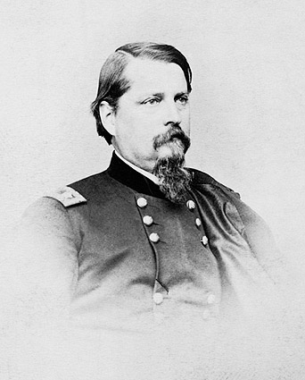 General Winfield Scott Hancock Civil War Photo Print