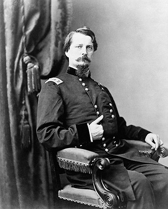 General Winfield Scott Hancock Portrait Photo Print