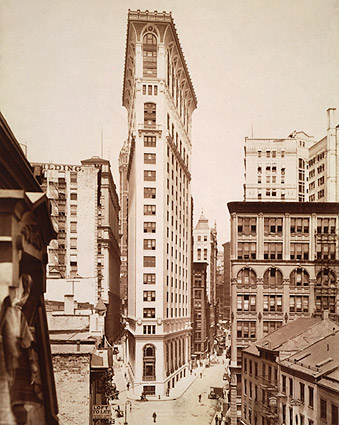 German American Insurance Building, New York City Photo Print