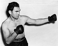 German Boxer Max Schmeling Portrait Photo Print for Sale