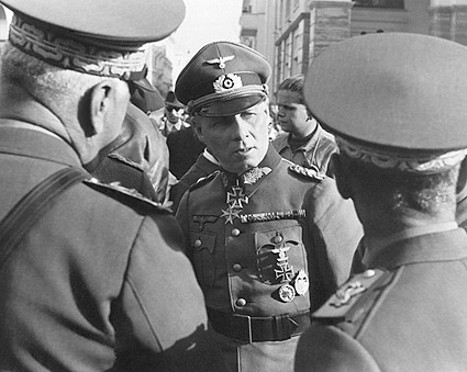 German Field Marshal Erwin Rommel WWII Photo Print