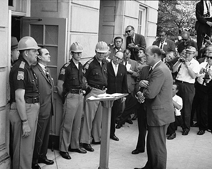Governor George Wallace Civil Rights Photo Print