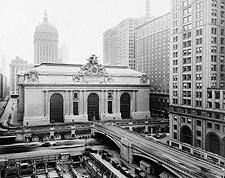 Grand Central Station New York City 1940s Photo Print for Sale