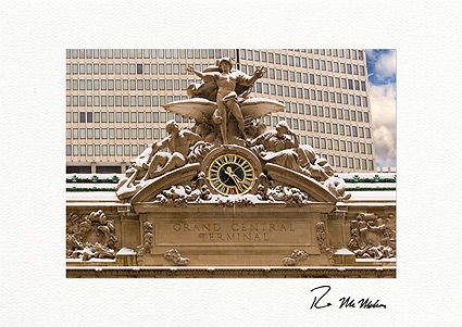 Grand Central Station Winter Boxed Christmas Cards