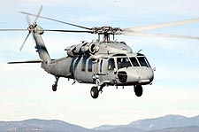 H-60 Knighthawk Helicopter Hc-3 Navy Photo Print for Sale