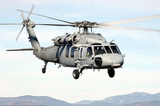 H-60 Knighthawk Helicopter Hc-3 Navy Photo Print