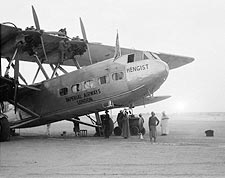 Handley Page HP42 Imperial Airways London Photo Print for Sale