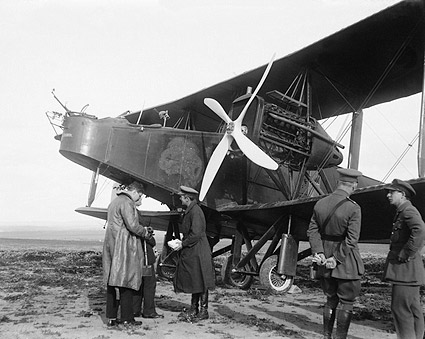 Handley Page Type O O/100 WWI Bomber Photo Print
