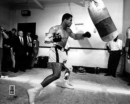 Heavyweight Champion Boxer Muhammad Ali Photo Print