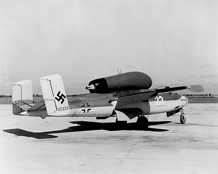 Heinkel He-162 German WWII Jet Aircraft Photo Print