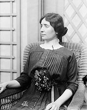 Helen Keller Seated Portrait Photo Print for Sale