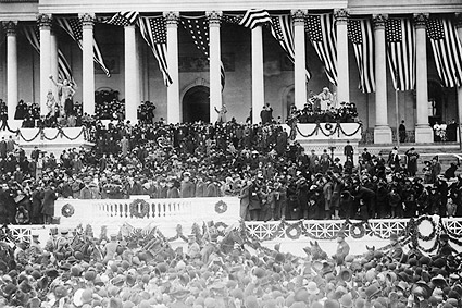 Howard Taft Presidential Inauguration 1909 Photo Print