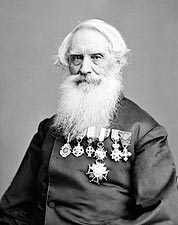 Inventor Samuel F. B. Morse Portrait Photo Print for Sale