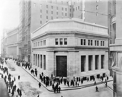 J.P. Morgan Building, New York City 1914 Photo Print
