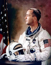 James McDivitt Gemini 4 Astronaut WSS Portrait NASA Photo Print for Sale