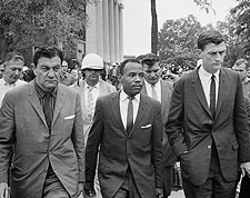 James Meredith, Mississippi Civil Rights Photo Print for Sale