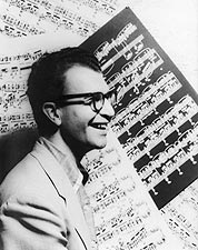 Jazz Musician Dave Brubeck Portrait 1954 Photo Print for Sale