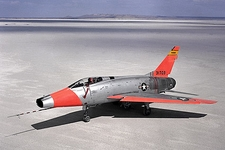 JF-100C Super Sabre F-100 Photo Print
