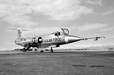 JF-104A Starfighter Ground View F-104 Photo Print for Sale