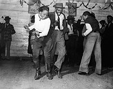 Jitterbug Negro Juke Joint Mississippi 1939 Photo Print for Sale