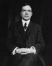 John D. Rockefeller, Jr. Seated Portrait Photo Print for Sale