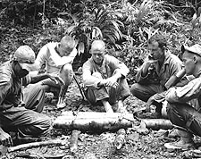 Jungle Survival Training for Gemini Crews Photo Print for Sale