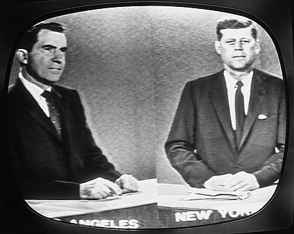 Kennedy-Nixon Televised Presidential Debate Photo Print