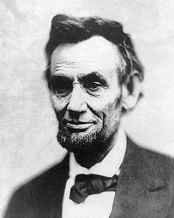 Last Portrait of President Abraham Lincoln Photo Print