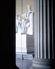 Lincoln Memorial, Washington D.C. Photo Print