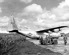 Lockheed C-130 Hercules Photo Print for Sale