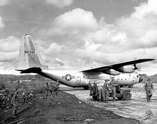 Lockheed C-130 Hercules Photo Print
