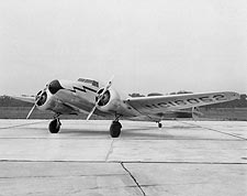 Lockheed Electra Model 12  Photo Print for Sale