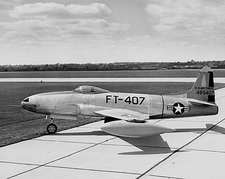 Lockheed F-80 Shooting Star Aircraft Photo Print